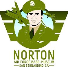 Norton Air Force Base Museum Logo