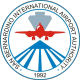 SBIAA (San Bernardino International Airport Authority) Logo